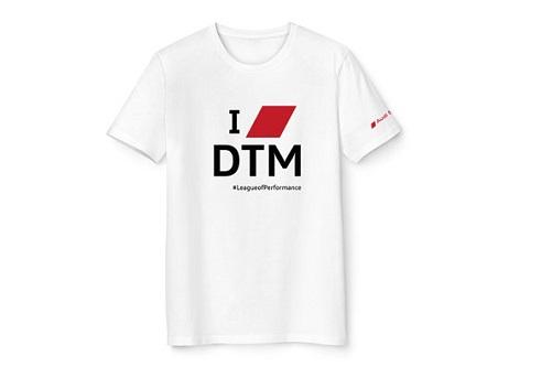 71e7db2aab Audi DTM rajongói póló L -AudiShop