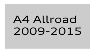 A4 Allroad 2009-2015