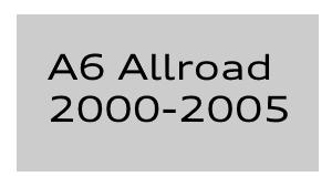 A6 Allroad 2000-2005